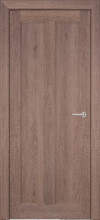 Межкомнатная дверь Porta Bella Эко Premium Эллада ясень дымчатый глухое полотно
