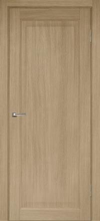 Межкомнатная дверь Porta Bella Эко Premium Сиена дуб сандал глухое полотно