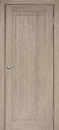 Межкомнатная дверь Porta Bella Эко Premium Сиена ясень дымчатый глухое полотно