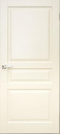 Межкомнатная дверь Дворецкий Престиж 3 слоновая кость глухое полотно