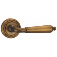 Дверная ручка раздельная Punto LIBRETTO ML CF-17 кофе