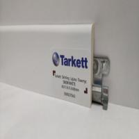 Плинтус шпонированный Tarkett Белый снег 16х60 мм