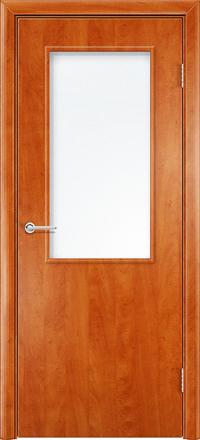 Межкомнатная дверь Содружество Стандарт груша со стеклом