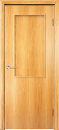 Межкомнатная дверь Содружество Стандарт миланский орех глухая