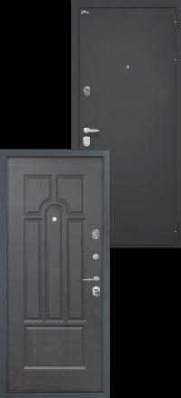Стальная входная дверь Интекрон Колизей ФЛ-58 Венге