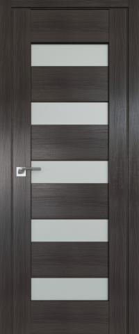 Межкомнатная дверь ProfilDoors 29X Грей Мелинга стекло матовое