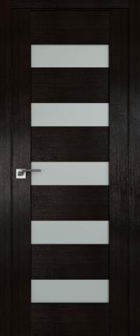 Межкомнатная дверь ProfilDoors 29X Венге Мелинга стекло матовое