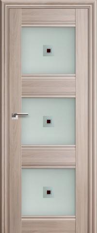 Межкомнатная дверь ПрофильДорс 4X Орех пекан со стеклом