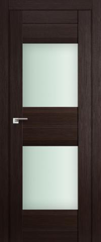 Межкомнатная дверь ПрофильДорс 61X Венге мелинга стекло матовое