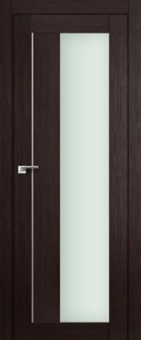 Межкомнатная дверь ПрофильДорс 47X Венге мелинга со стеклом