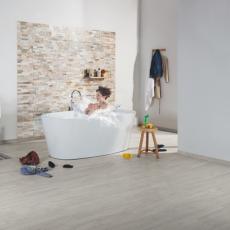 Ламинат Квик Степ Impressive IM3560 Дуб фантазийный светло-серый
